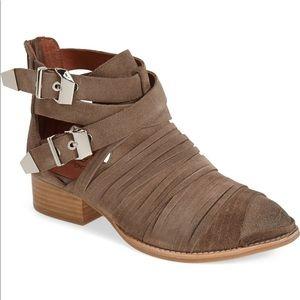 Jeffrey Campbell Nuestra Bootie Sandals